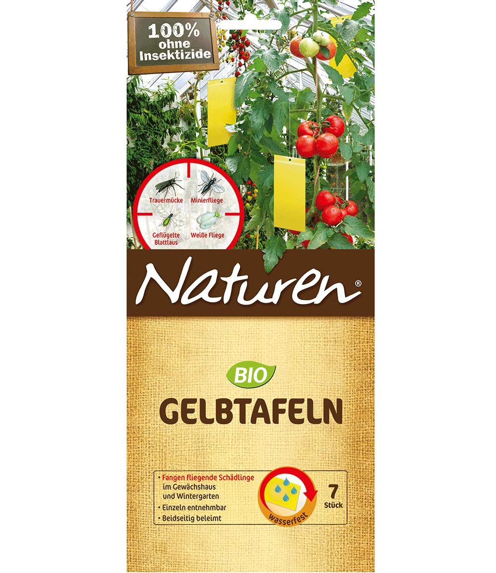 Naturen® BIO Gelbtafeln
