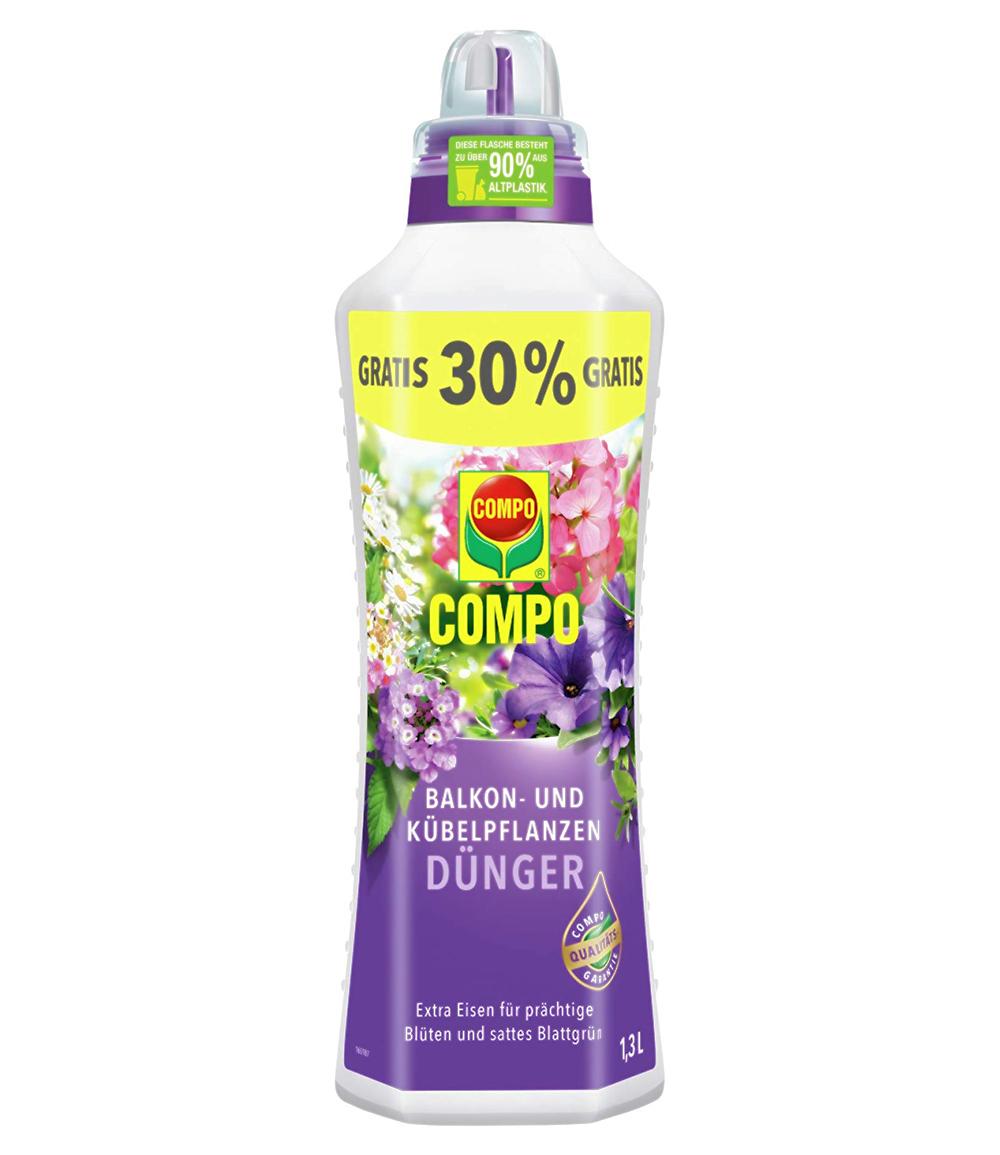 COMPO® Balkon- und Kübelpflanzendünger