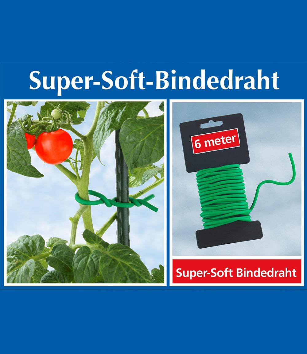 Bindedraht Super-Soft 6m
