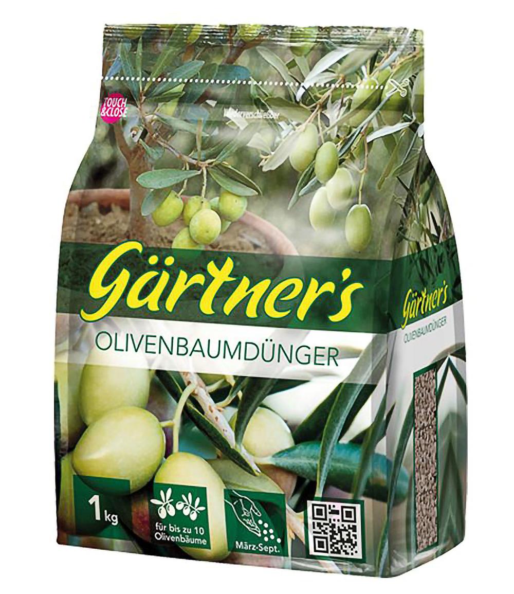 Olivenbaumdünger