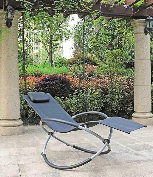 Garten Schaukelliege: Gartenliege Bei BALDUR-Garten