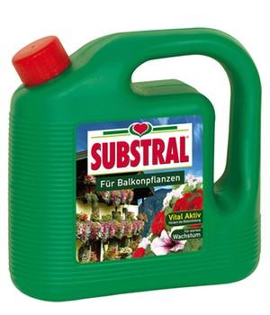 Substral&reg, Dünger für Balkonpflanzen,2-Liter-Kanister - broschei