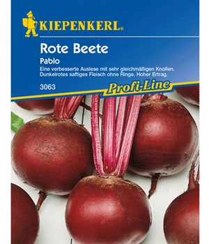 Rote Beete ´Pablo´,1 Portion