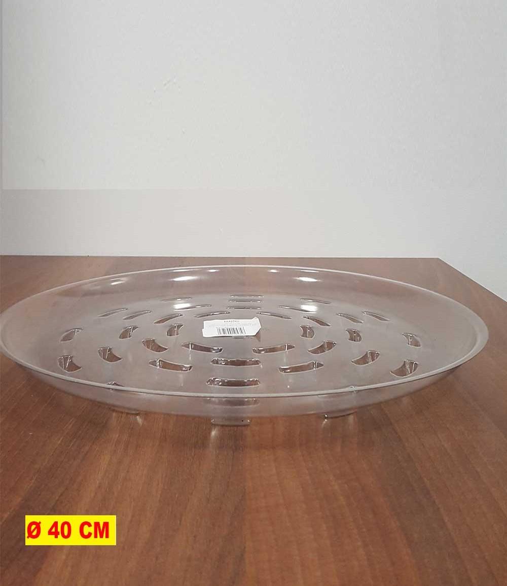 Transparenter Untersetzer 40 cm
