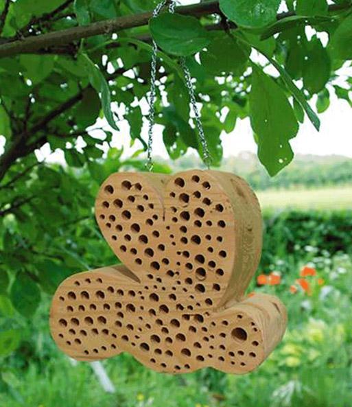 insektenhotel 39 bienenhaus 39 insektenhotel bei baldur garten. Black Bedroom Furniture Sets. Home Design Ideas