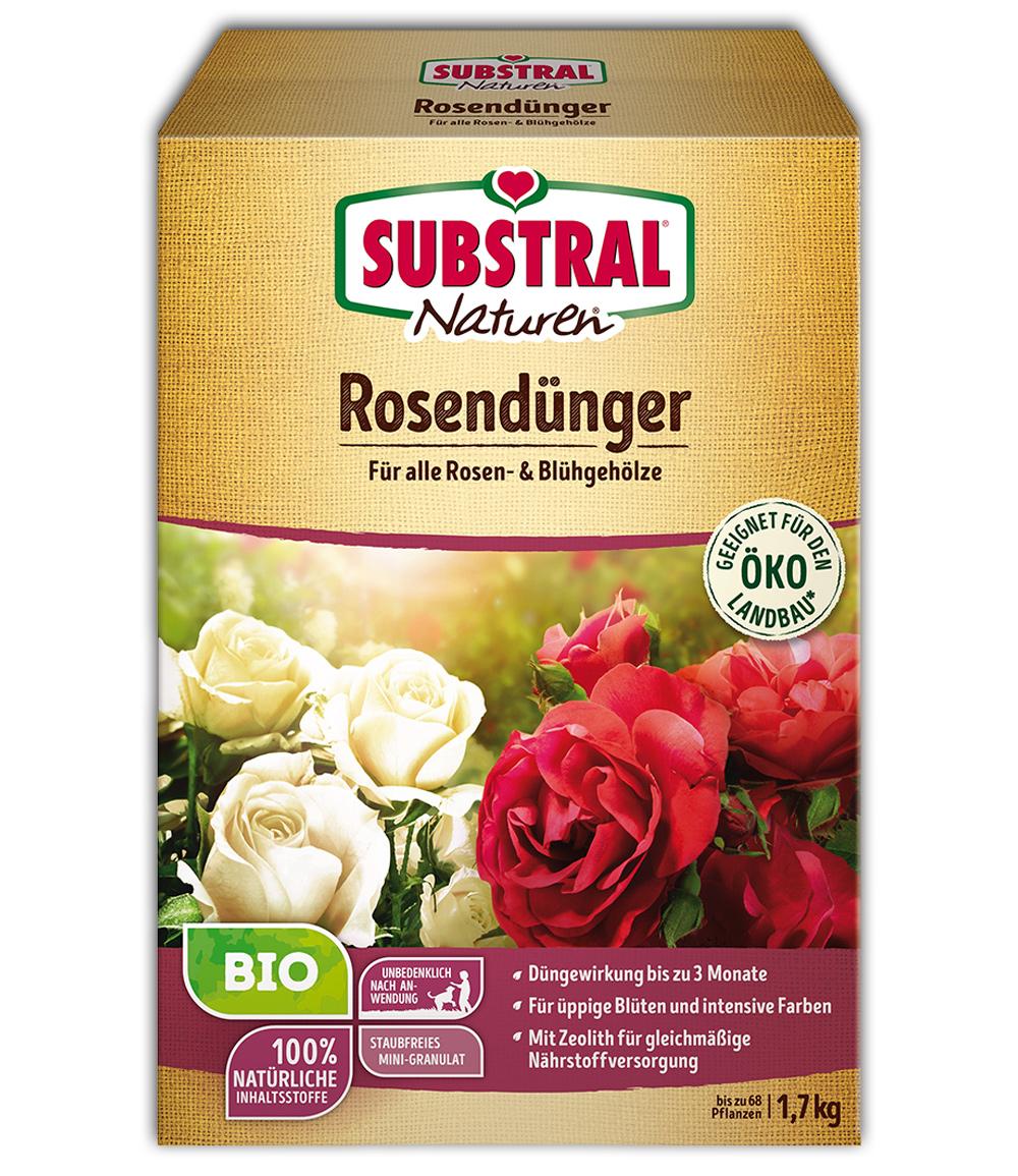 Naturen® BIO Rosendünger