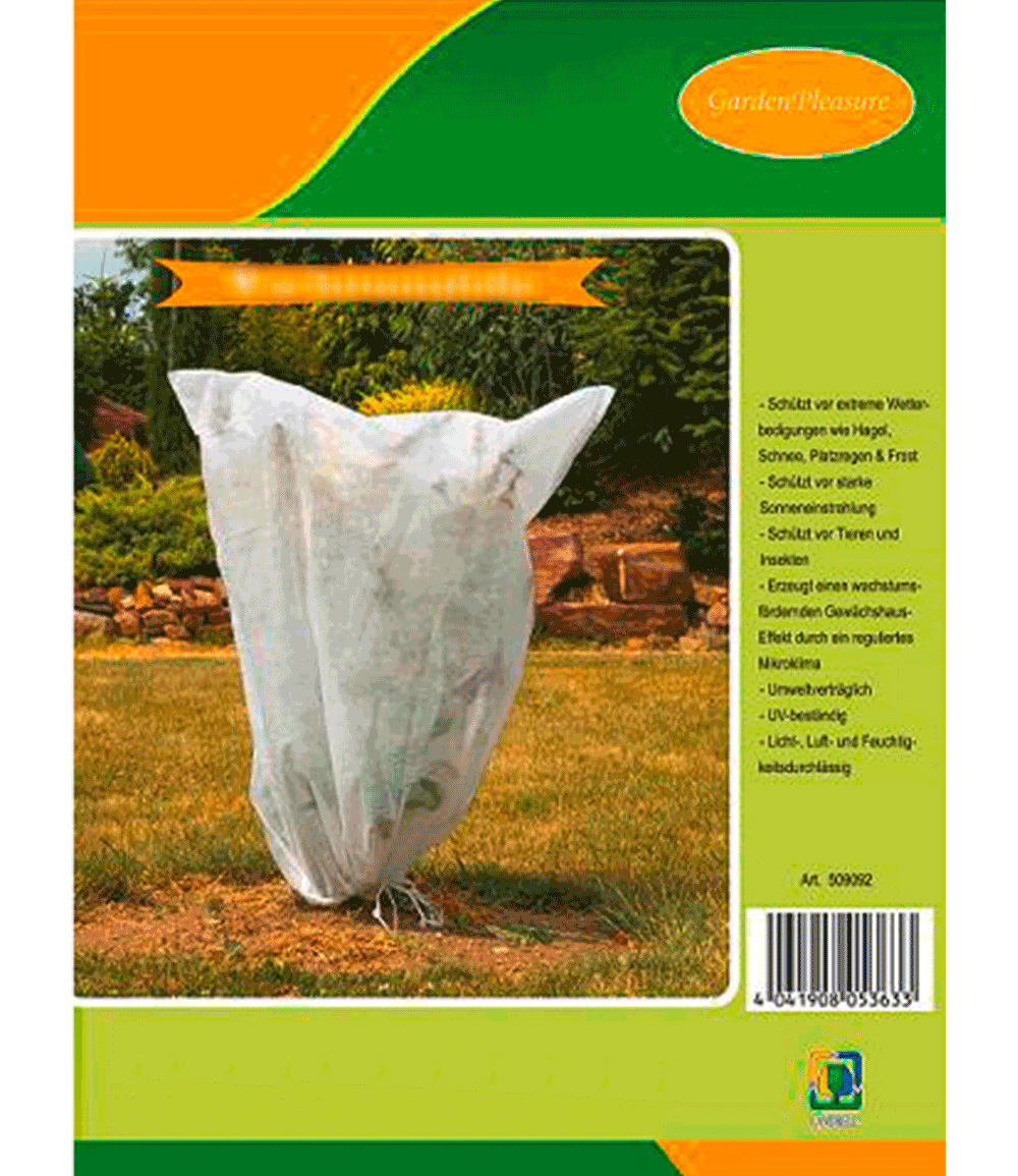 Pflanzenschutz-Hauben 3 St. à 100×150 cm