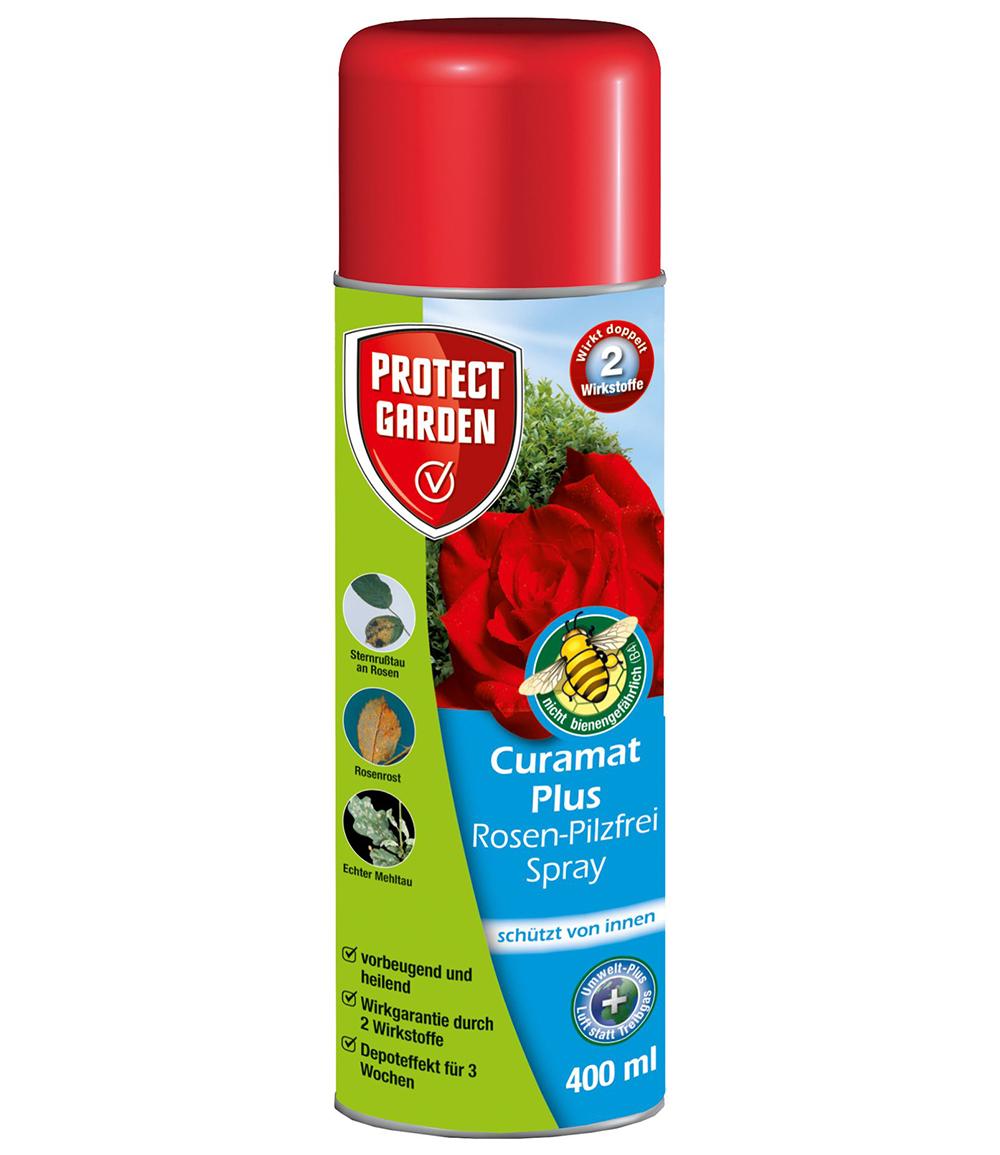 Curamat Plus Rosen-Pilzfrei Spray
