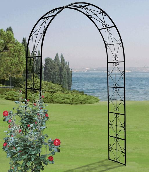 rosenbogen 39 zeta 39 dekorativ n tzlich bei baldur garten. Black Bedroom Furniture Sets. Home Design Ideas