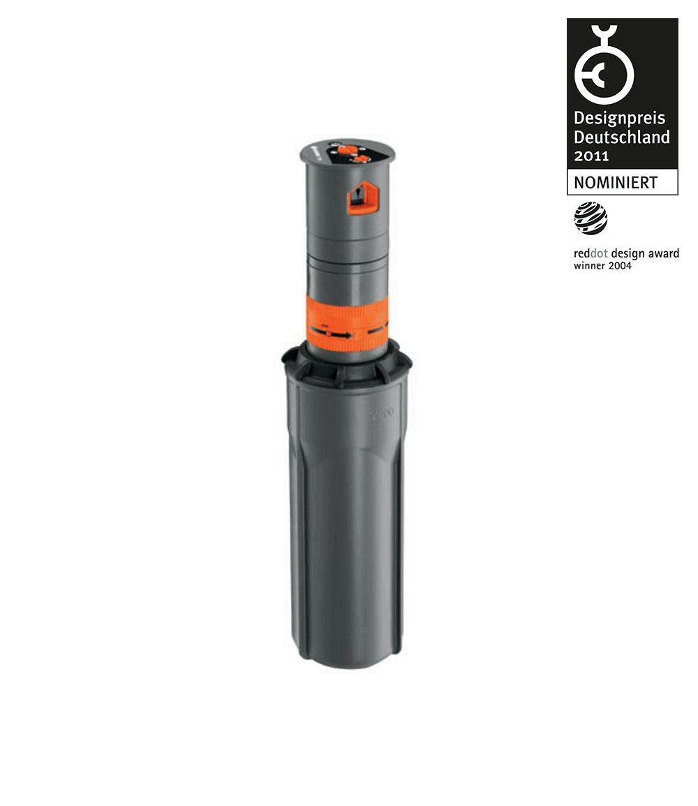 GARDENA® Sprinklersystem Turbinen-Versenkregner T 200