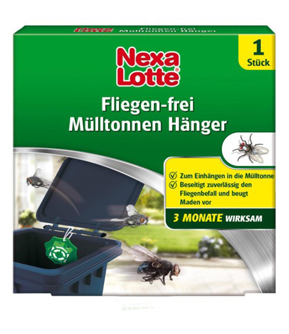 Nexa Lotte® Fliegen-frei Mülltonnen Hänger