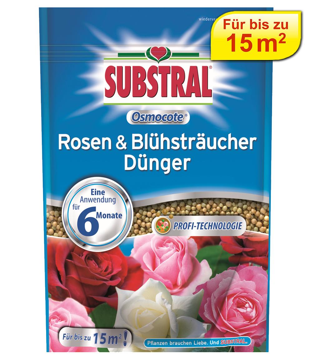 SUBSTRAL® Düngeperls Blühsträucher