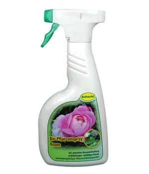 SCHACHT Bio-Pflanzenspray Rosen,500 ml