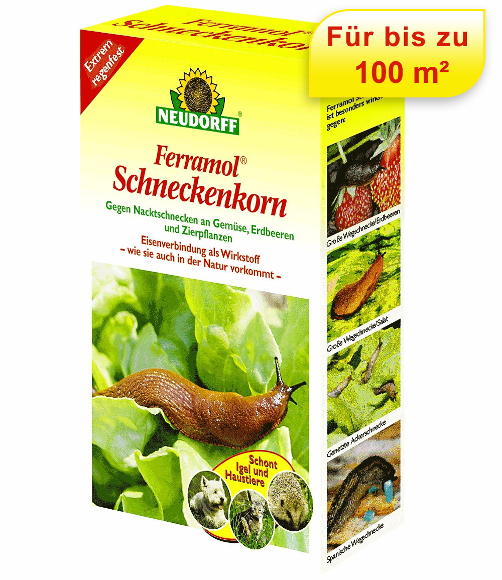 NEUDORFF® Ferramol® Schneckenkorn