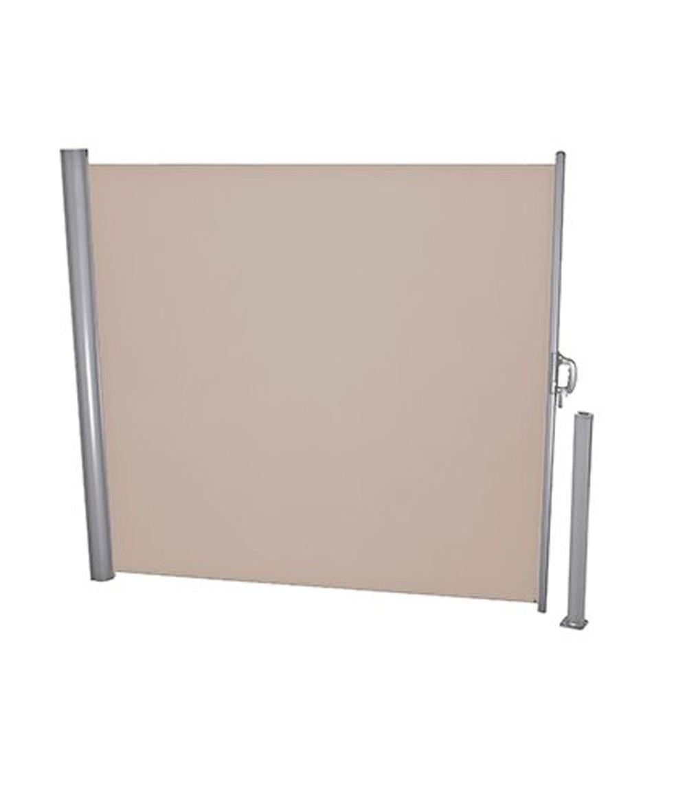 Seitenmarkise beige 300×160 cm