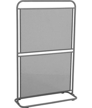 Sichtschutz  - Divido -  grau 124x80x30 Zentimeter,1 Stück,, 950443