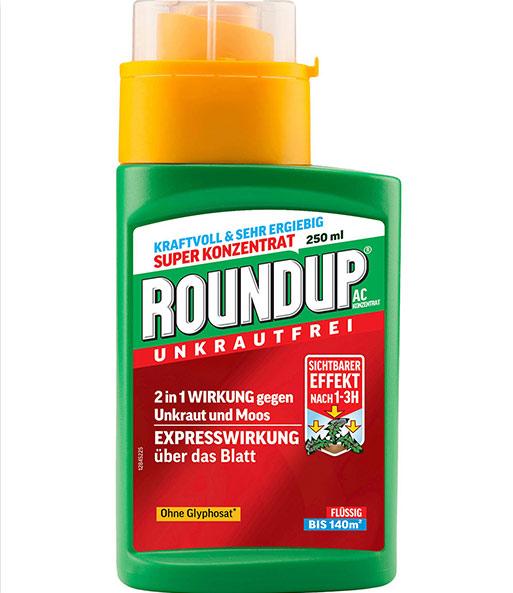 Roundup Garten: ROUNDUP® AC Unkrautfrei Konzentrat