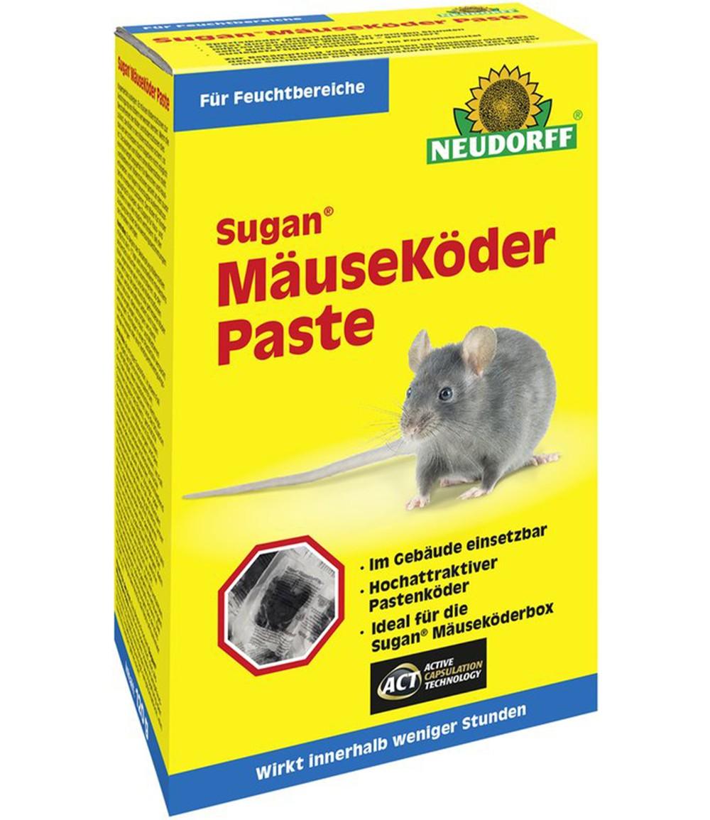 Neudorff® Sugan® Mäuseköderpaste