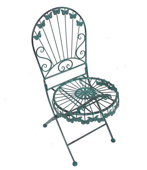 Klappstuhl mit schmetterlingsmotiv jetzt kaufen baldur garten for Stuhl deko garten