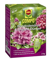 COMPO® Rhododendron Langzeit-Dünger