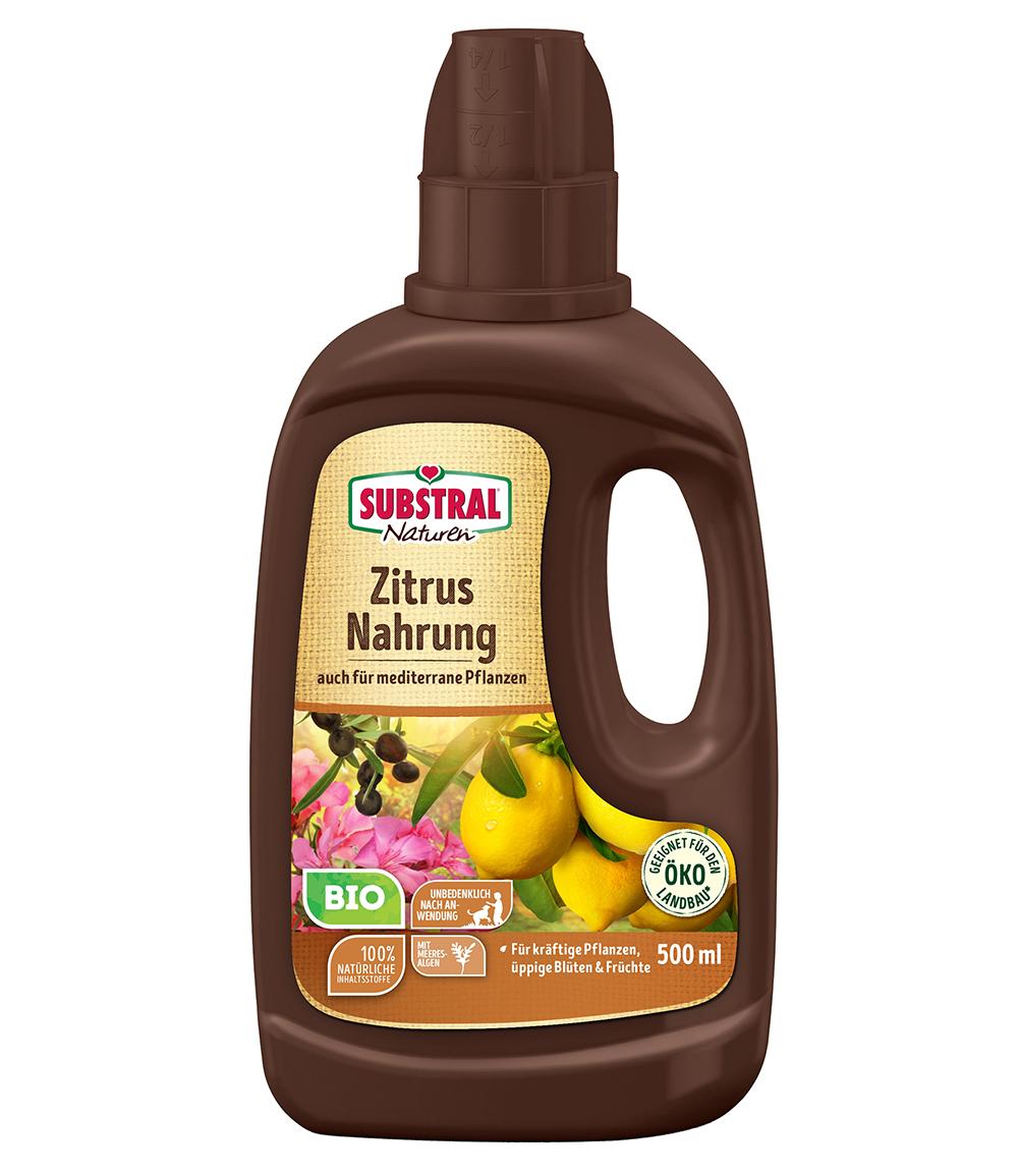 Naturen® BIO Zitrus und Mediterrane Pflanzen Nahrung