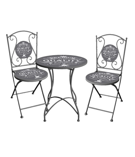 bistro set royal 3 tlg jetzt online kaufen baldur garten. Black Bedroom Furniture Sets. Home Design Ideas