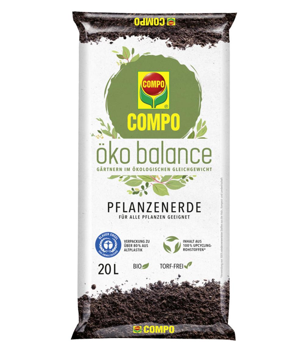 COMPO® Öko Balance 'Pflanzerde'