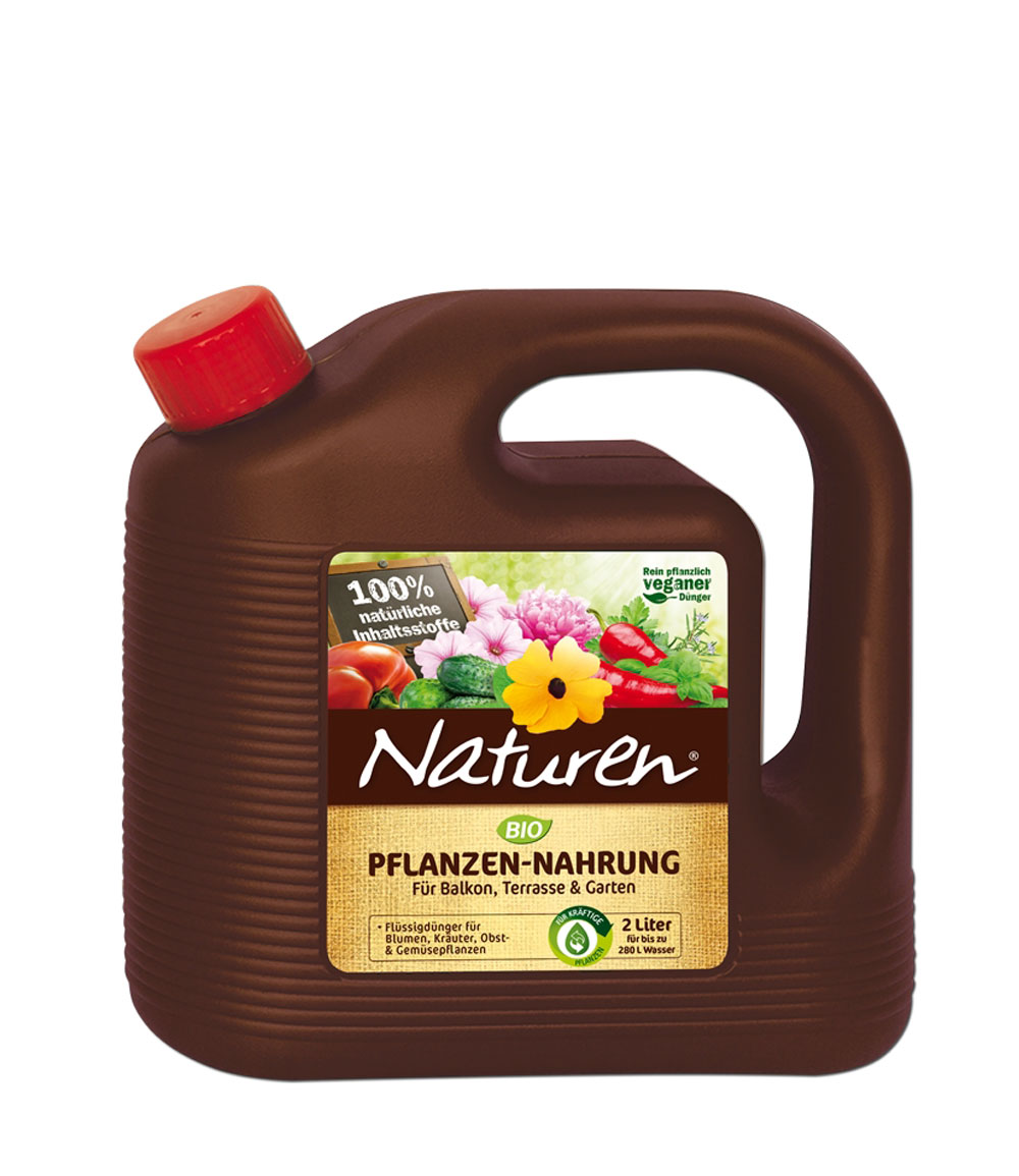 Naturen® BIO-Pflanzen-Nahrung