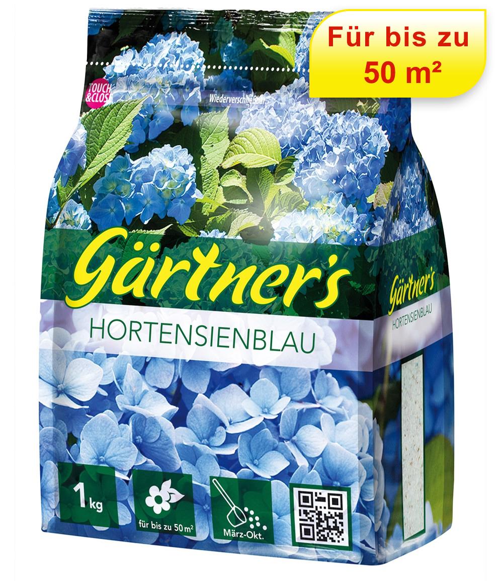 Gärtner's Dünger Hortensien-Blau