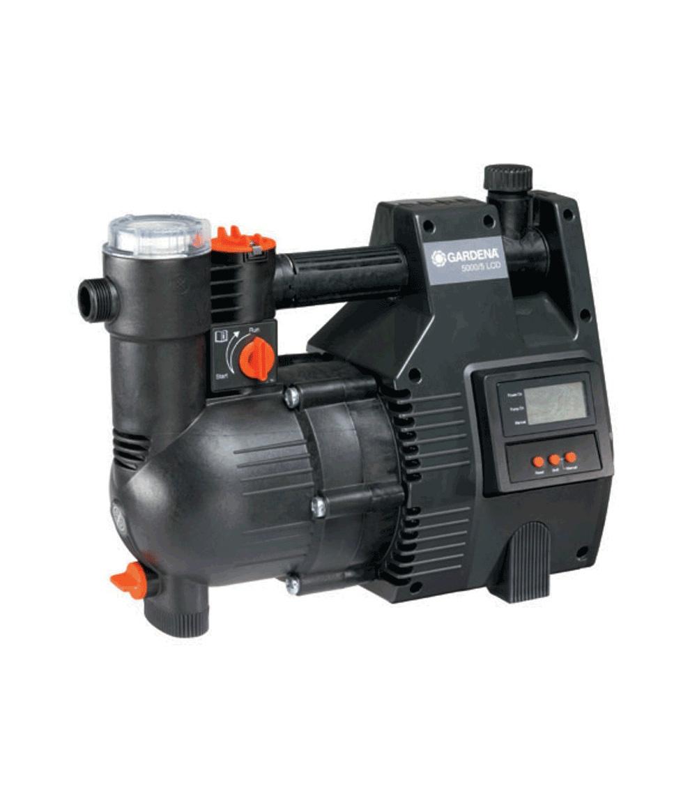 GARDENA® Comfort Hauswasserautomat 5000/5 LCD