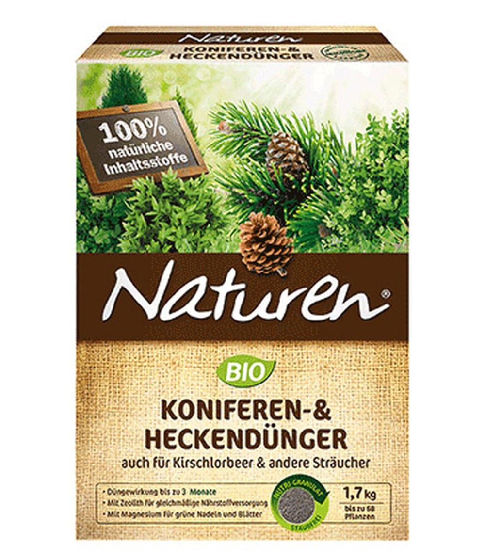 Naturen® BIO Koniferen- & Heckendünger
