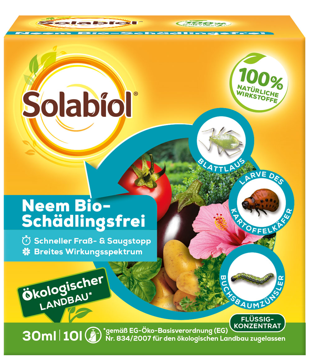 Neem Bio-Schädlingsfrei