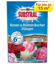 SUBSTRAL® Osmocote Rosen-Düngeperls