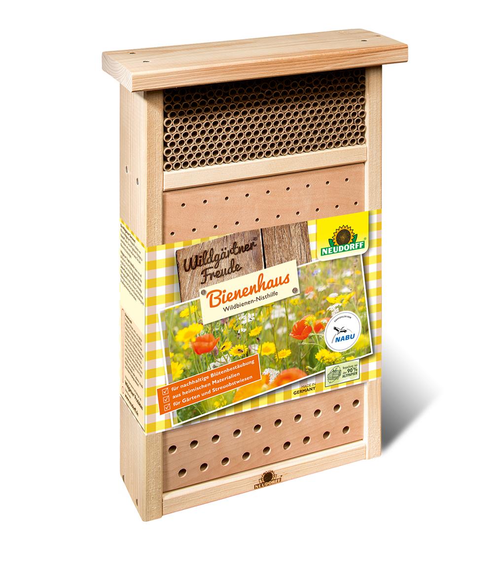 Bienenhaus Wildgärtner® Freude