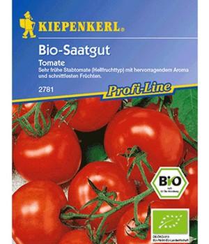 BIO-Tomate, Stabtomate,1 Portion